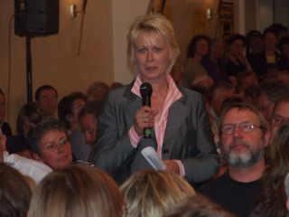CDU Vertreterin