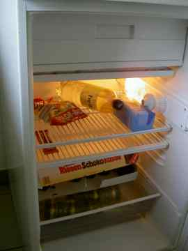 Im Kühlschrank stinkt`s. - Top Team BlogTop Team Blog