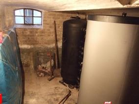 Speicher im Keller